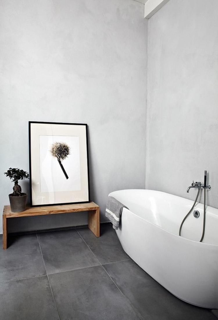 minimalistisch prachtige badkamer foto geplaatst door