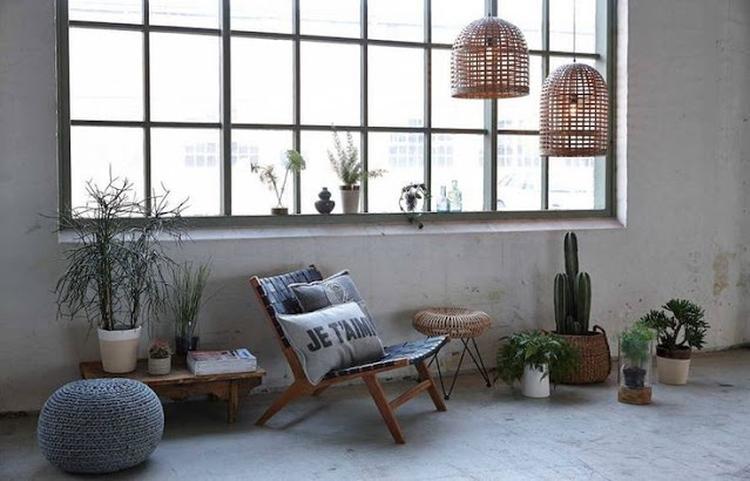 Bamboe in huis: let\'s go naturel! - Scandinavisch industrieel ...