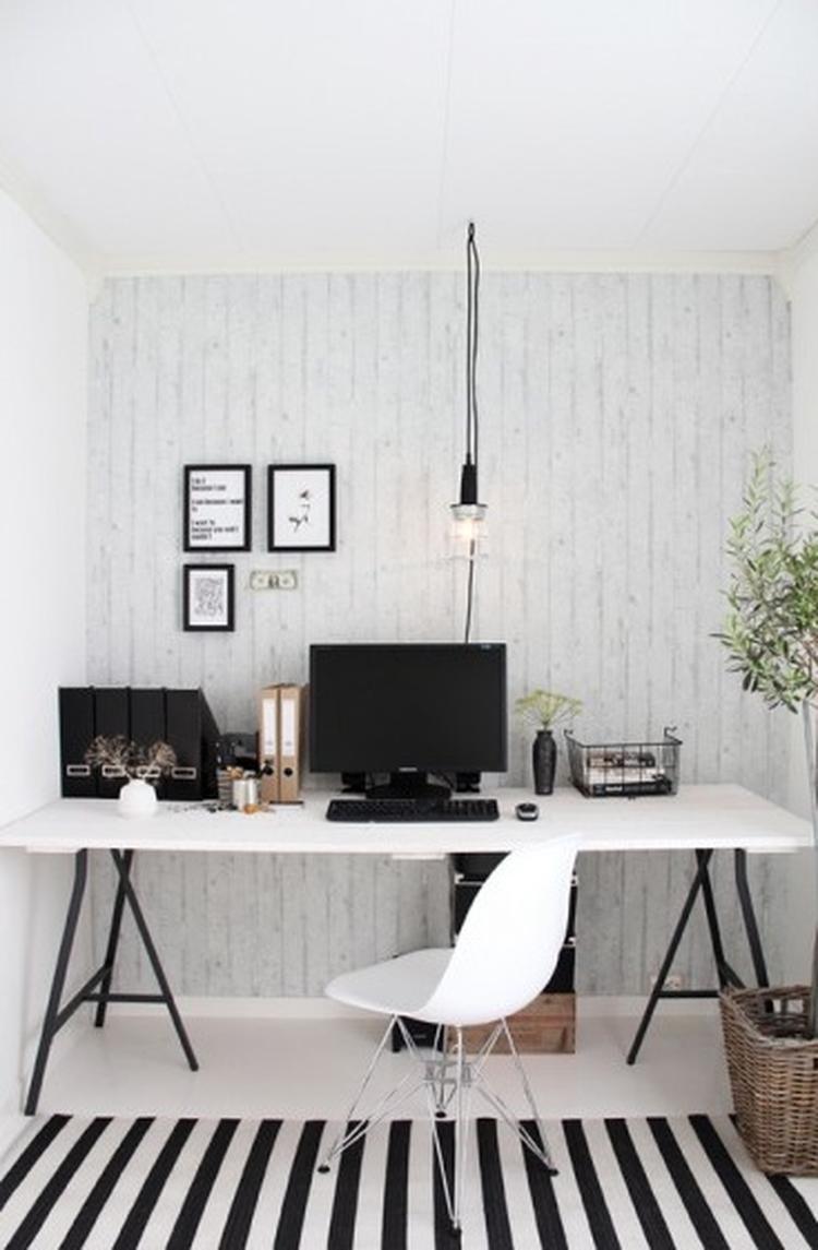 Ikea Tafelblad Met Schragen.Maak Zelf Een Bureau Met Schragen Van Ikea Foto Geplaatst