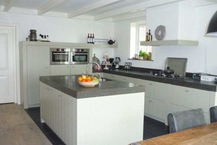 Landelijk Keuken Strakke : Strakke landelijke keuken foto geplaatst door bianca op welke