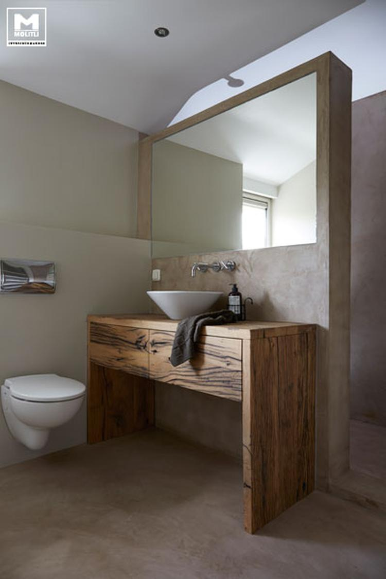 Molitli badkamer. Foto geplaatst door Molitli op Welke.nl