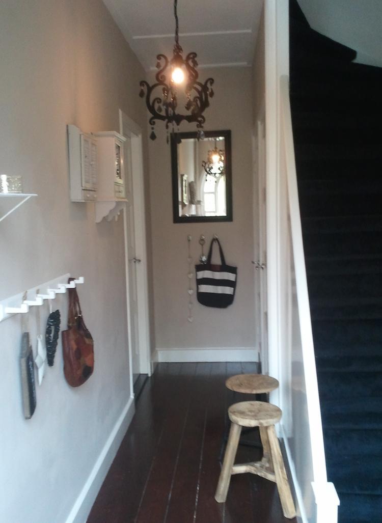 Lange Muur Decoreren.Hal Decoratie Great Gang Inrichten Interieur En Decoratie Ideen