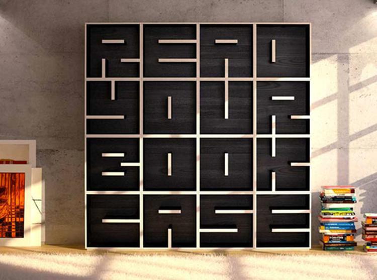 Modulaire boekenkast ABC van Saporiti. . Foto geplaatst door rvg2011 ...