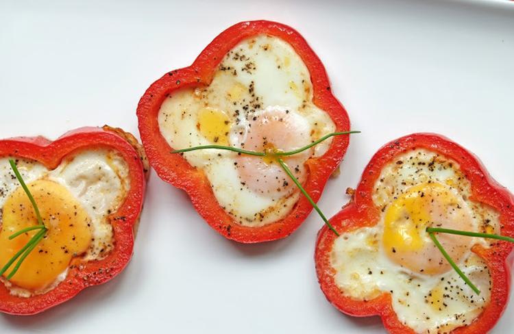 Paprika recept voorgerechten . foto geplaatst door elsarblog op