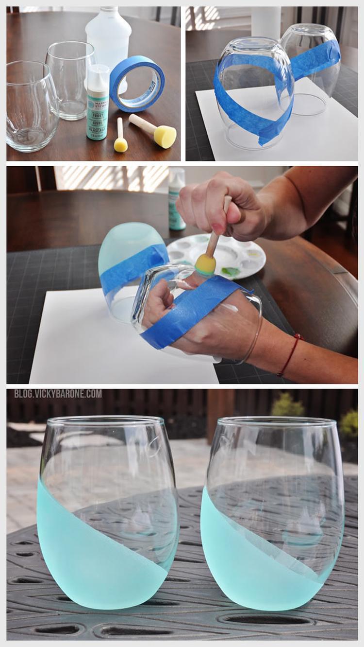 Genoeg Glas verven. Foto geplaatst door Mariska2284 op Welke.nl NQ39