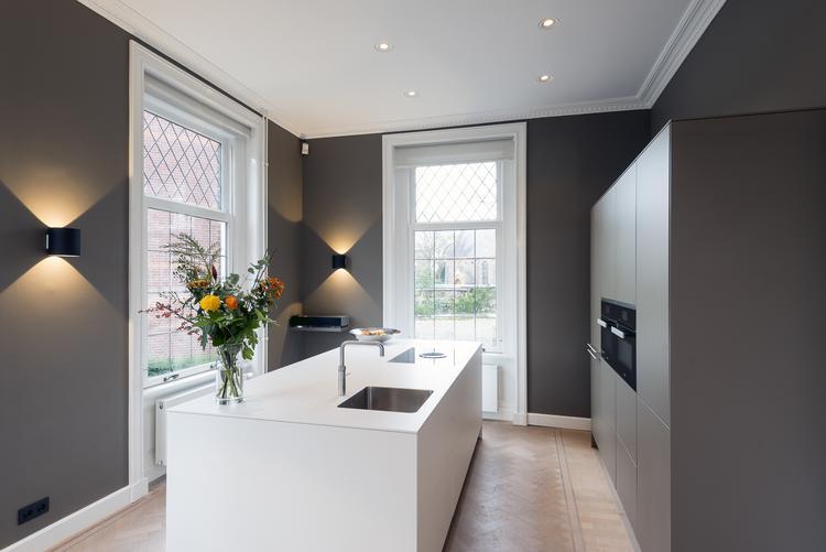 Bulthaup B3 Keuken : Bulthaup b combinatie klassieke woning moderne keuken foto