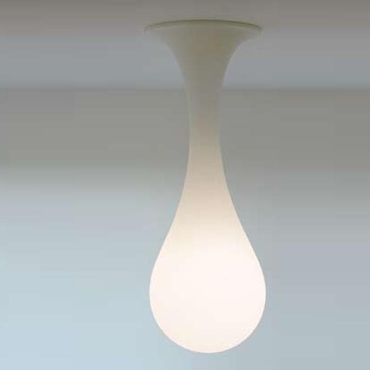 Druppellamp, leuk voor in de badkamer! Is overigens niet de ...