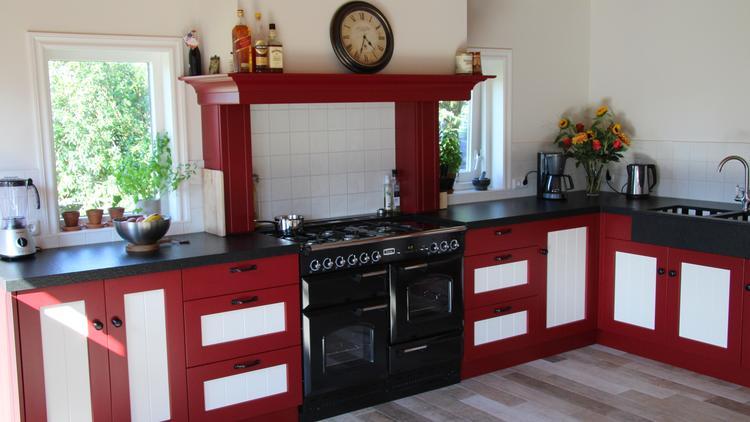 Keuken Landelijke Stijl : Maatwerk keuken landelijke stijl foto geplaatst door