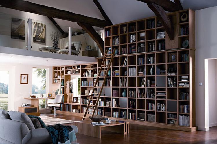 ontzettend mooie grote boekenkast. Foto geplaatst door Hessie op ...