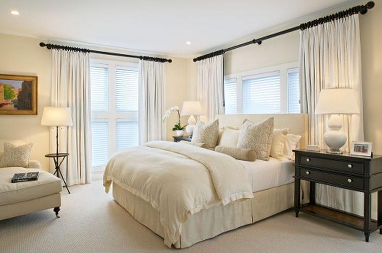 lichte slaapkamer, wit, beige. Foto geplaatst door karinvaneekert op ...