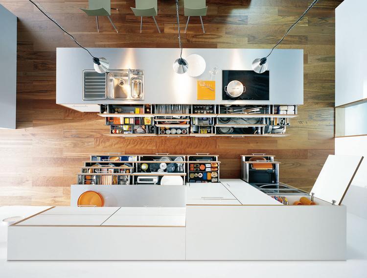 Ergonomie De Keuken : Keuken met optimale ergonomie dankzij dynamic space van blum