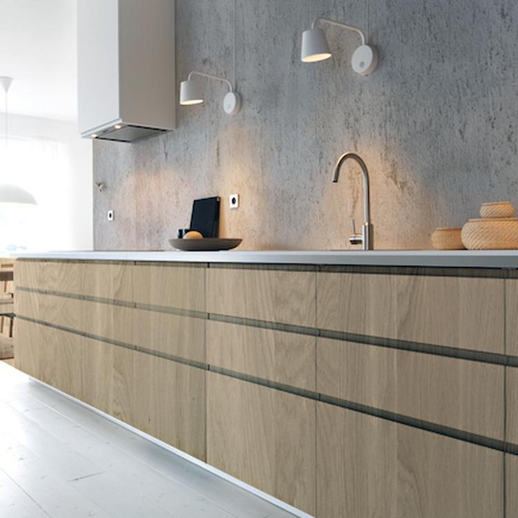 Vaak Houten fronten op Ikea keuken ombouw.. Foto geplaatst door Maura_l  MR19