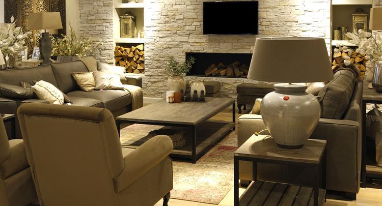 Sfeervolle woonkamer. Foto geplaatst door MarjoleinS op Welke.nl