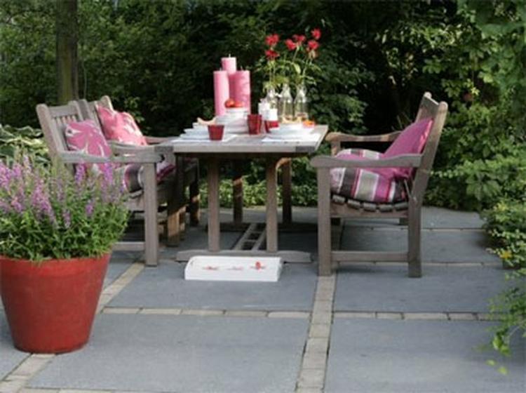 Foto tuin in ibiza stijl geplaatst door ivonne op welke