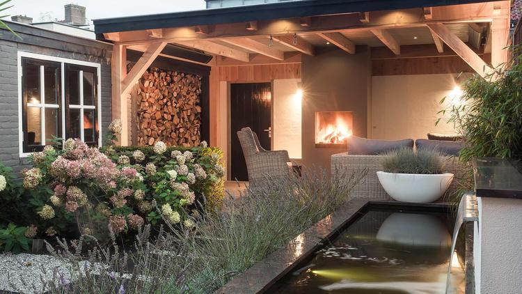 Tuin Veranda Maken : Heerlijke lange avonden in uw tuin genieten in de veranda bij de