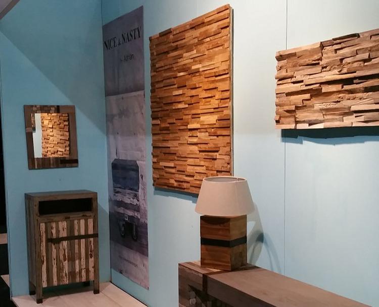 Eigen huis keuken houten