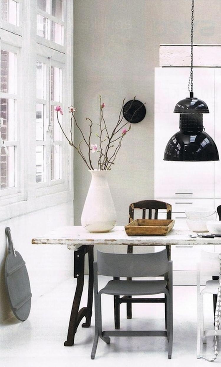 Stoel zwart wit stunning tuinstoel reggio grijs zo gaaf for Trendy stoelen