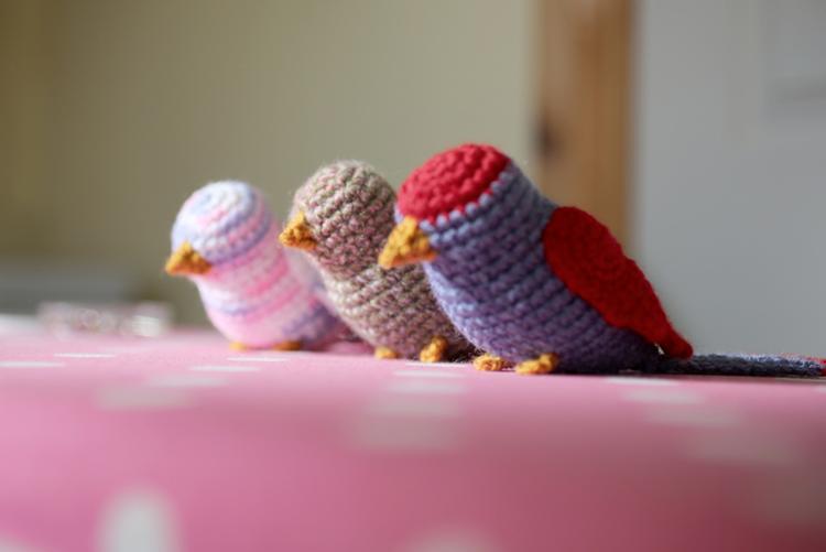 Haakpatroon Vogeltje Gratis Engels Patroon Foto Geplaatst Door