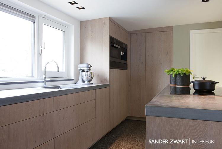 Welke Nl Keuken : Keuken op maat by sander zwart interieur. foto geplaatst door