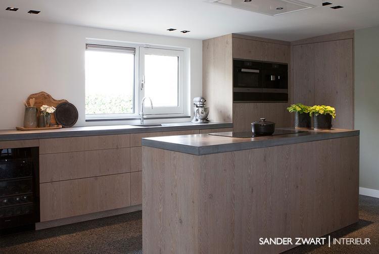 keuken op maat by sander zwart interieur