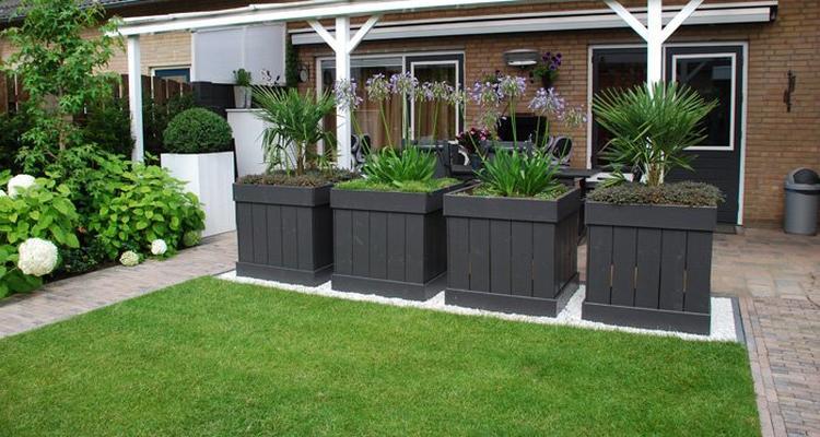 Ideeen Kleine Tuin : Kleine tuin ideeen fotos voorbeelden kleine tuin meubels ideeen