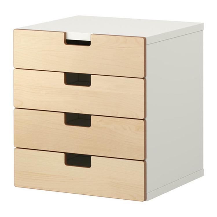 Stuva Opbergkastladeblok Ikea Voor In Inbouwkast Foto