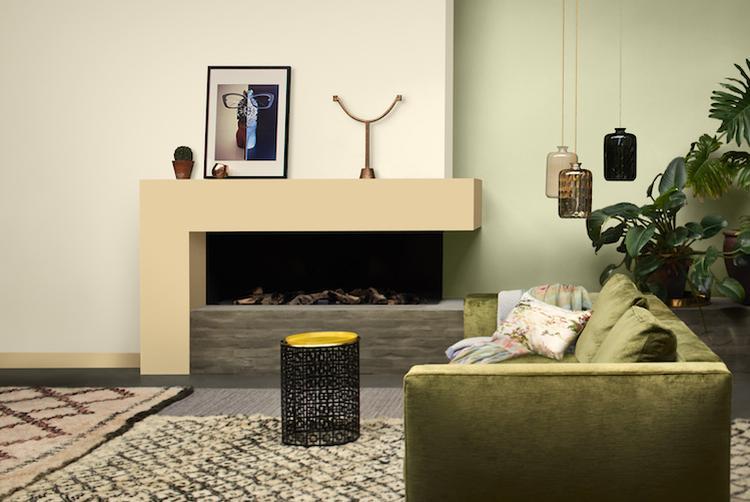 Kleurinspiratie een accent in je interieur aanbrengen kun je doen