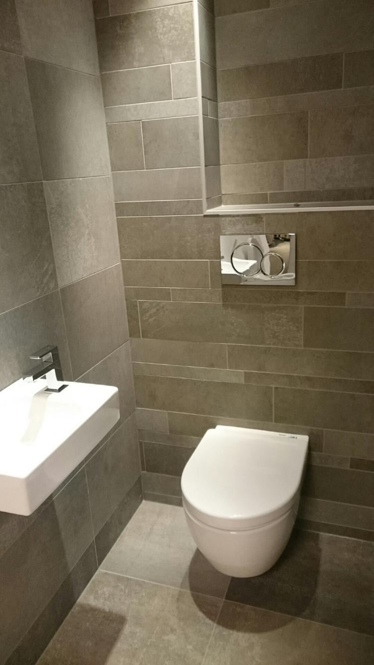 Super Toiletruimte wordt meer dan het kleinste kamertje... Door gebruik &CS11