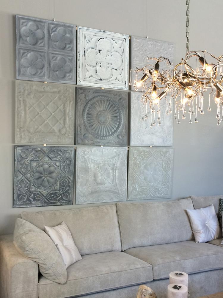 wanddecoratie woonkamer zelf maken he45