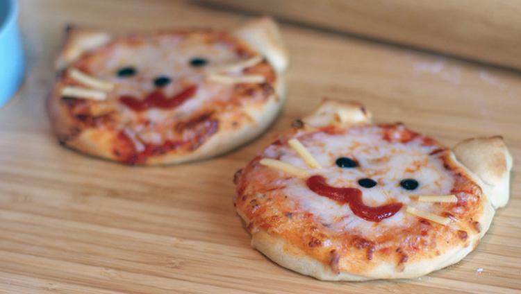 pizza voor kinderen