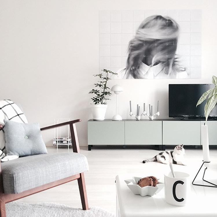5 toffe interieur ideeën om uit te proberen, die passen bij een huis ...