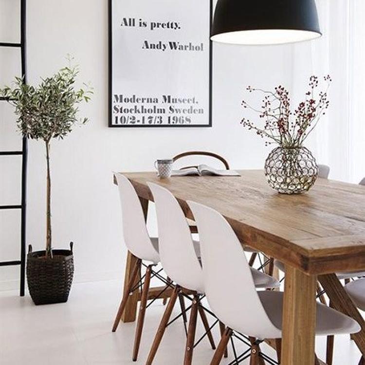 interieur inspiratie: meubels in scandinavische stijl. in deze blog
