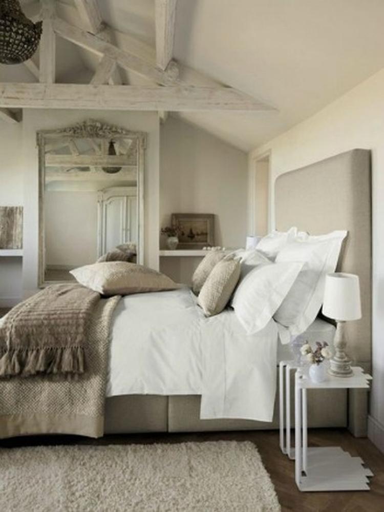 Op zoek naar tips voor het inrichten van een landelijke slaapkamer ...