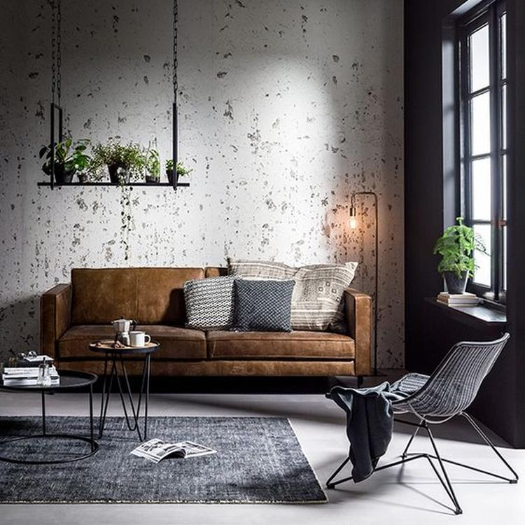 Industrieel interieur kleuren industrial interior color colour ...