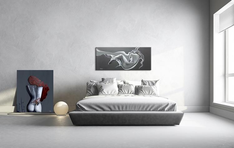 Interieur slaapkamer modern cool mooi modern interieur grijze