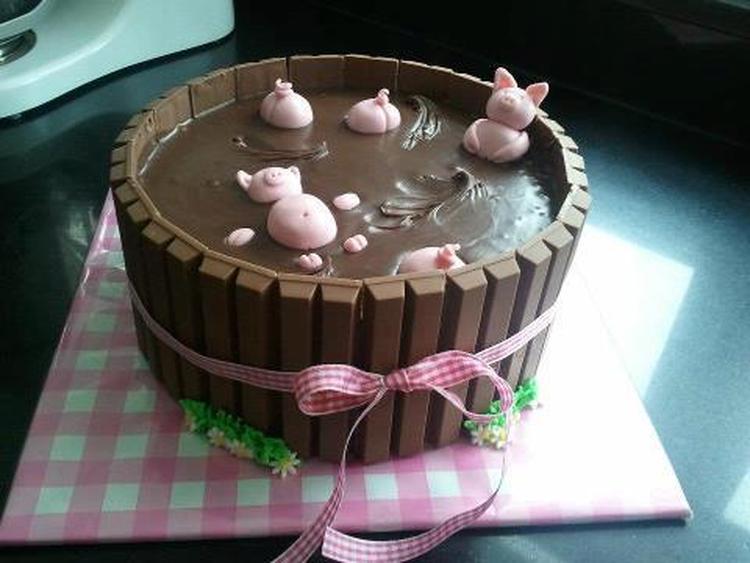 mooie taart bakken Beroemd Leuke Taarten Maken @YF93 – Aboriginaltourismontario mooie taart bakken