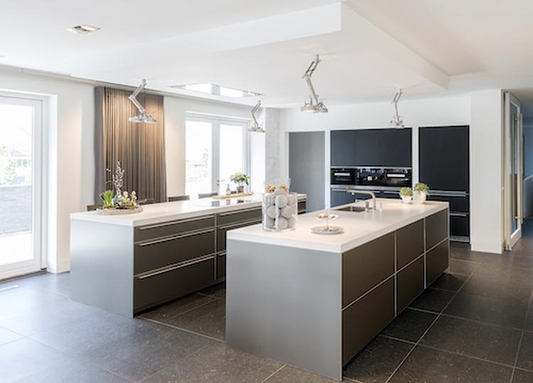 Welke Nl Keuken : Bijzonder keuken design. een keuken die helemaal los in de ruimte