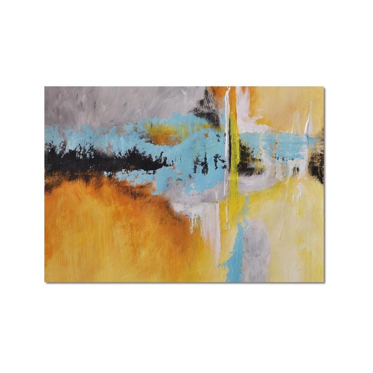 Iets Nieuws Collectie: Abstracte schilderijen, verzameld door Kunstvoorjou.nl &JE36