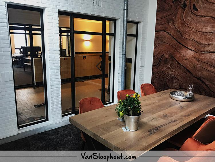 Interieur Staal Interieur : Industrieel interieur creëren met stalen deuren prachtig voor in
