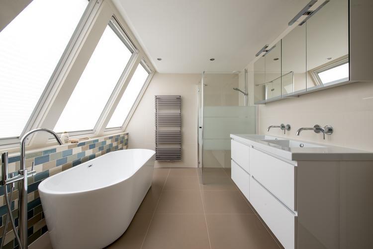 Middelkoop culemborg badkamers deze open badkamer is een ruimte