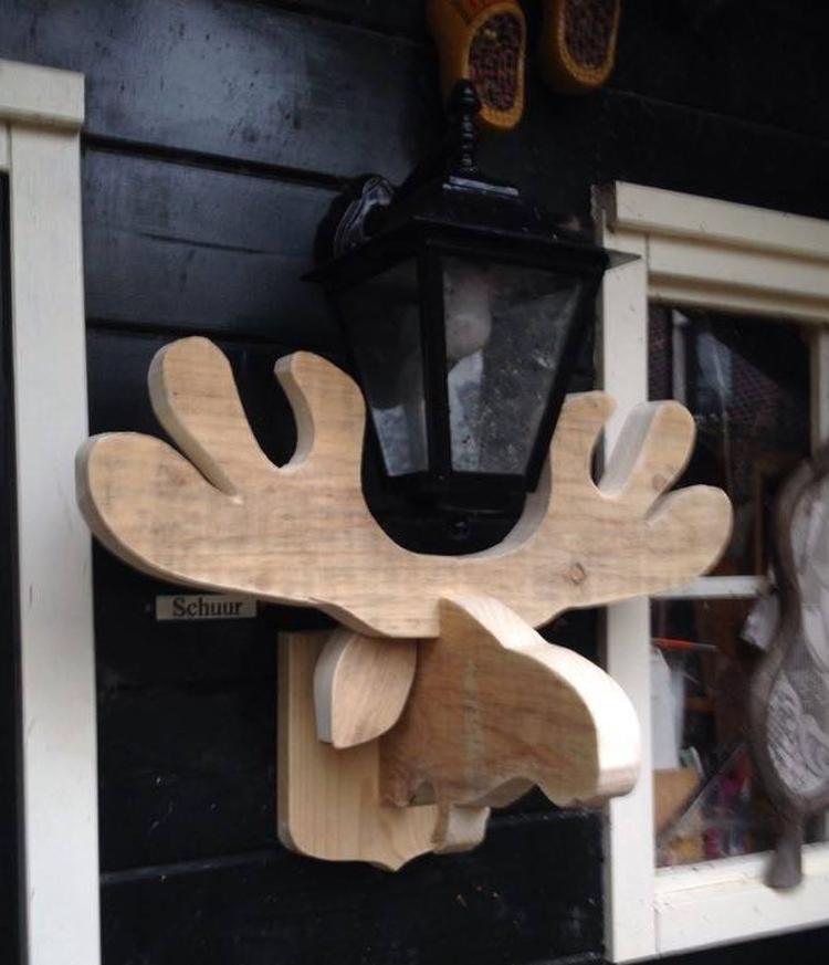 Bouwtekening Kerstboom Steigerhout.Eland Van Steigerhout 1 Eigen Ontwerp En Tekeningen Ga Naar Eigen