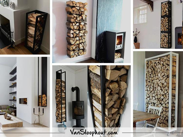 Geef jouw hout een mooi plekje in je interieur! Kachel frames in ...