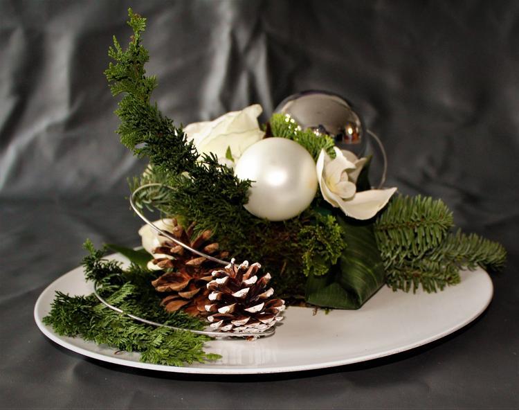Mooi Kerst Stukje Op Schaal Nodig Mos Diverse Groen