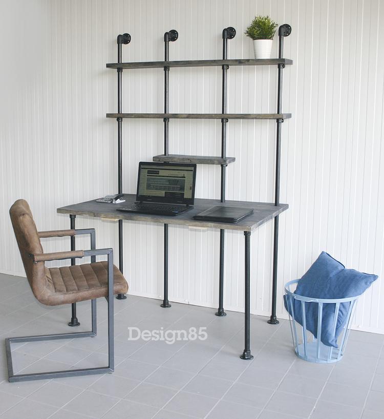 Uniek en modern bureau voor op de werkkamer of slaapkamer. Het ...