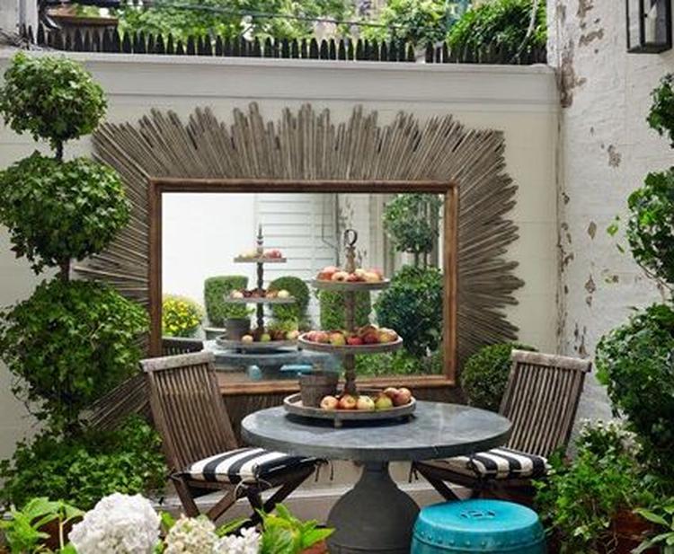 Kleine tuin mooi ontwerp foto geplaatst door gislaine op welke