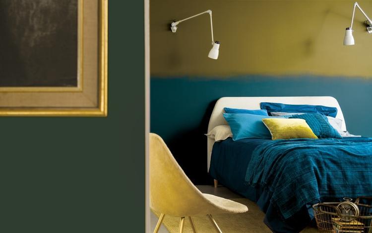 Nieuwe uitstraling van de slaapkamer? Denk aan een vrolijke ...