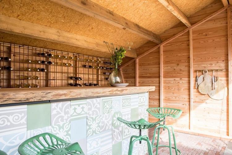 Huis programma cheap houten wandplanken tv programma for Tuin programma tv