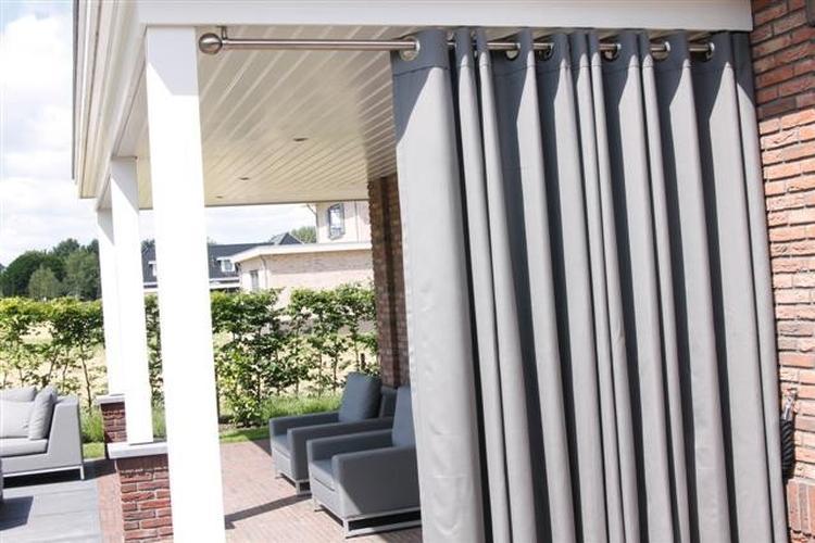 Stunning Buiten Gordijnen Zelf Maken Pictures - Ideeën Voor Thuis ...