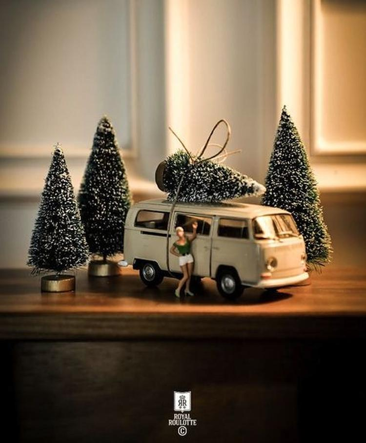 Kerst Sier Decoratie Voor Op De Kast Te Zetten Ook Leuk