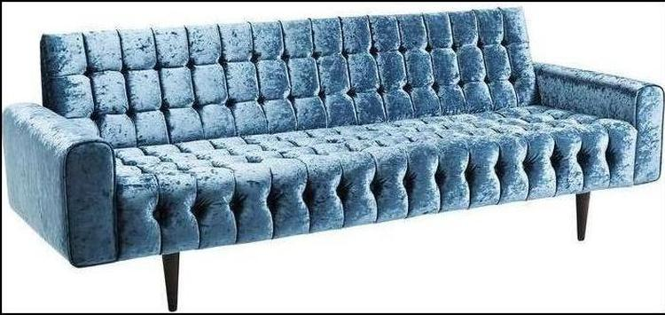 3 Zits Bank Blauw.Kare Design Milchbar Diva 3 Zits Bank B233 Cm Petrol Blauw